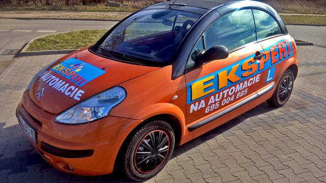 EKSPERT - Szkoła jazdy na automacie